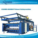3200mm PP woven Fabric Flexo Printing Machine