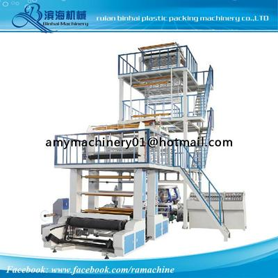 ABC  Three-layer Con-extruding Film Blowing Machine