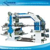 4 Colors Normal Speed Flexo Printing Machine