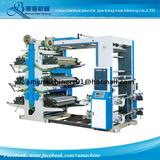 6 Colors Normal Speed Flexo Printing Machine