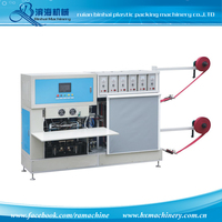 Nonwoven Soft Loop Handle Sealing Machine