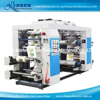 Double Side Printing Shopping Bag Printing Machine