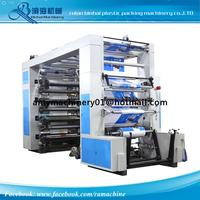 8 Colors High Speed Flexographic Printing Machine