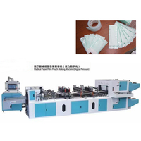 Medical Paper /Film Pouch Making Machine